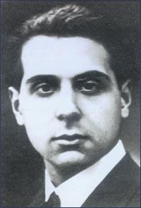 El poeta Yorgos Seferis