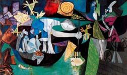 Oda a Picasso, de Elytis