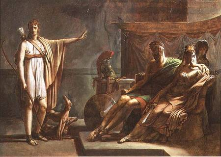 Fedra e Hipólito